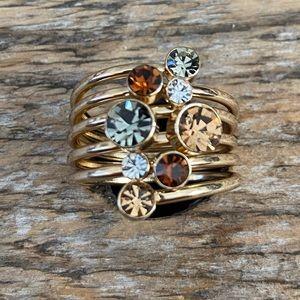 Jewelry - Fashion Ring Size L NWOT